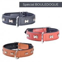 Collier bouledogue